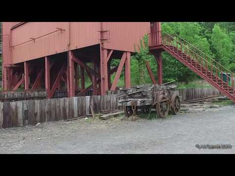 A Visit to Beamish June 2017 (4k)