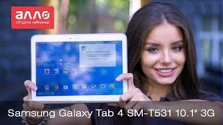 Видео-обзор планшета Samsung Galaxy Tab 4 10.1' 3G