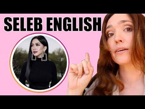 SYAHRINI - Seleb English