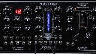 Erica Synths & Gamechanger Audio PLASMA DRIVE
