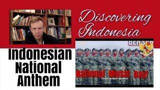 Indonesian National Anthem, Canadian Violinist Reaction