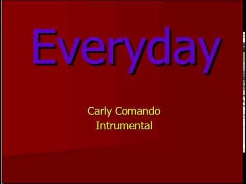 Everyday Carly Comando Instrumental