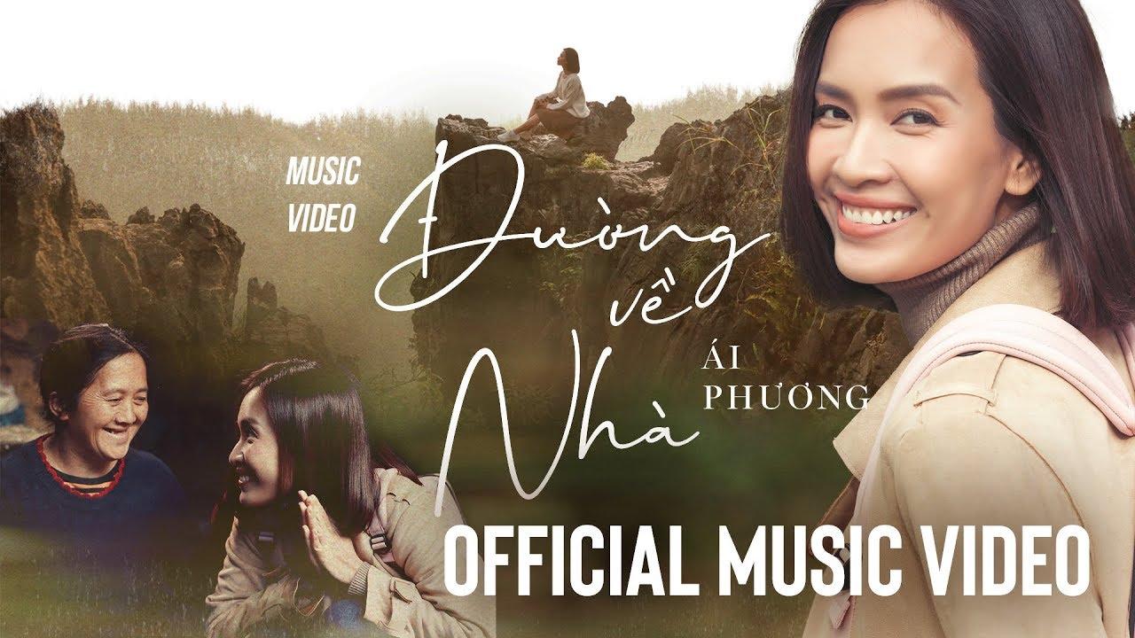 Đường Về Nhà – Ái Phương | Official Music Video