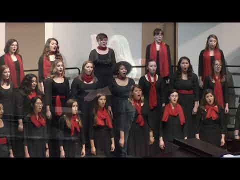 An Evening of Choirs: University Chorale, Chamber Singers, Varsity Chorus