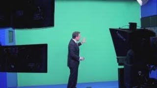 Green screen magic: Behind the scenes with Lee Goldberg