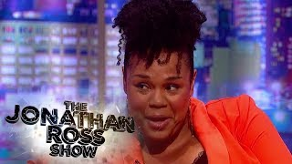 Desiree Burch Used To Work As A Dominatrix - The Jonathan Ross Show