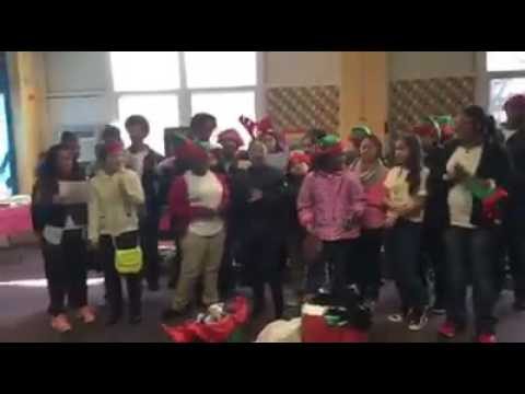 Oxon Hill Middle School Jingle Bell Rock