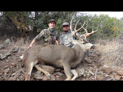 The Up's And Down's(2017 NewMexico Mule Deer Hunt)