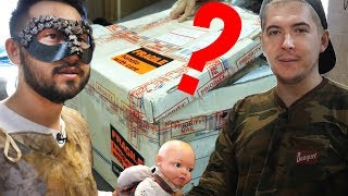 OPENING A HAUNTED MYSTERY BOX FROM EBAY