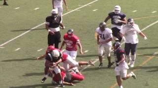 2017 University of Hawaii Warrior Football Elite Camp---- Hawaii High School