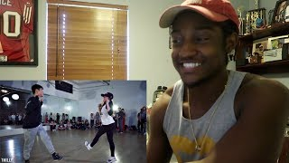 Shawn Mendes - Lost in Japan - Choreography by Jake Kodish ft Sean Lew, Kaycee Rice, Jade | Reaction