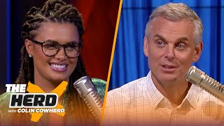 Colin Cowherd hands out NBA Bubble Awards | THE HERD