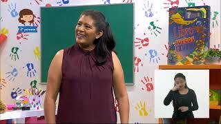 #AprendeEnCasa II   3º Primaria   Educación Socioemocional   Regreso   14 sept. 2020