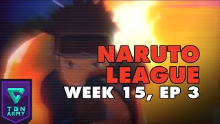 Naruto Shippuden Ultimate Ninja Storm 3 League : Season 2 (Week 15, Episode 3)