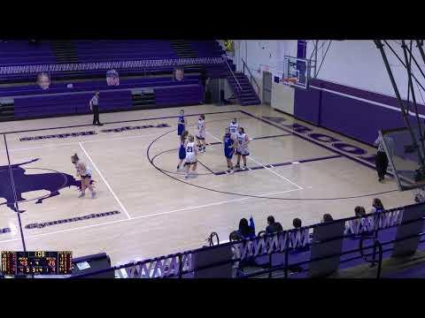 Arcola High School vs. Argenta-Oreana High Varsity Womens' Basketball
