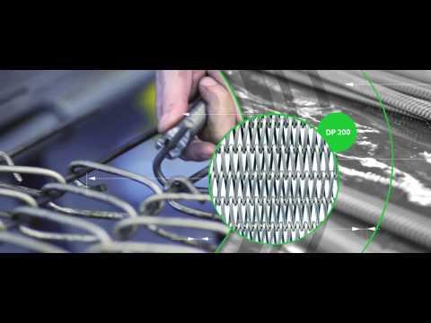 Станок для производства габионых сеток