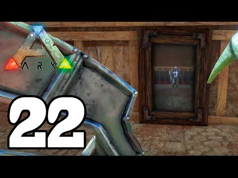 ARK: EL REFLEJO DE PALILLO!! #22 Temporada 4 | ARK: Scorched Earth