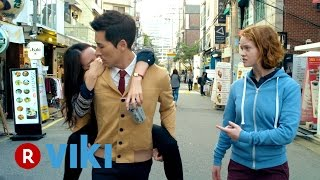 Dramaworld - EP 4 | Sean Dulake Giving Random Girl a Drunken Piggyback Ride