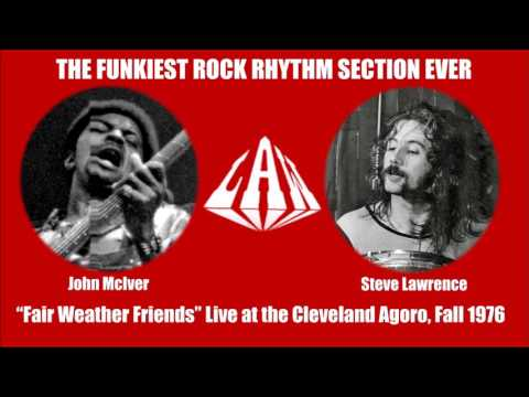 Fair Weather Friends LAW Live at the Cleveland Agora