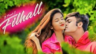 Filhaal | Main Kisi Aur Ka Hun Filhall | B Praak| Heart Touching Love Story | AS CREATION | 2019