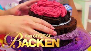 Nackte Tatsachen: Naked Cake | Das große Backen | SAT.1
