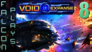 VoidExpanse Gameplay | The Pirate Death Star! | Let