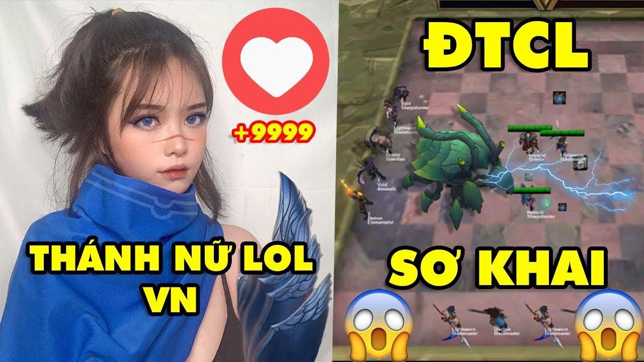 Update LMHT: Thánh nữ LOL Việt Nam hóa thân thành Đấng Yasuo – Hãi hùng ĐTCL thuở sơ khai