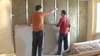 Звукоизоляция стены в квартире - пример, советы, рекомендации(Звукоизоляция квартиры? А для чего она нужна? - спросите вы. Столица Украина далеко не тихий городок. Даже..., 2011-11-25T14:23:08.000Z)