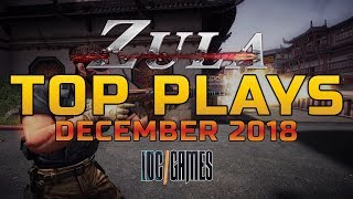 Zula Europe TOP Plays December 2018
