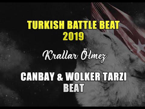 Krallar Ölmez - Turkish Battle Beat | Canbay & Wolker Tarzı Beat