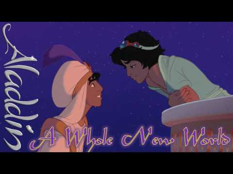 A WHOLE NEW WORLD - GAY VERSION