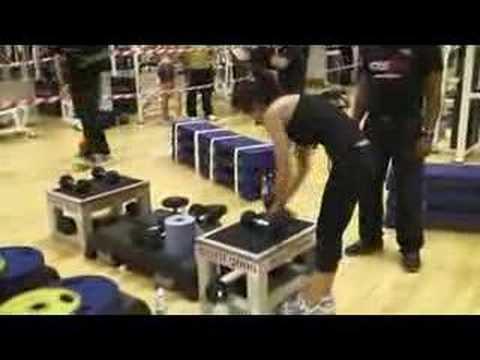 World Gym Challenge – Fitness Extreme