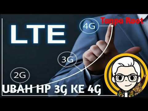 MENGUBAH HP 3G KE 4G NOROOT |WORK 100% DIHP OPPO NEO7 A33FW|KUOTA 4G KEPAKAI