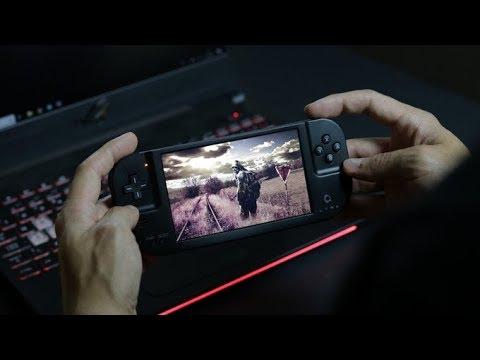 LYRA | Handheld Game Console