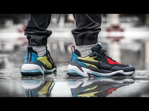 PUMA THUNDER SPECTRA ON FOOT REVIEW