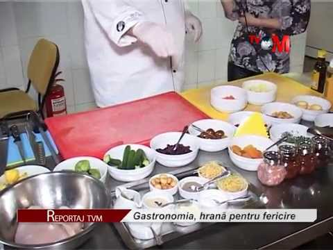 Chef Mihai Zamfira - Live Cooking @ Central Plaza Hotel