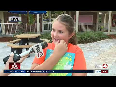Fox 4 Morning News Celebrates Read Across America Day with the Sanibel School