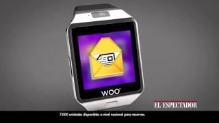 Smartwatch El Espectador - WOO