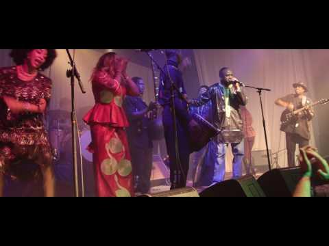 """Salif Keita Live in Seattle, WA """"Madan"""""""