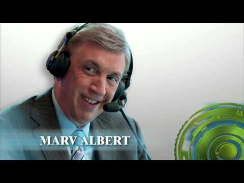 Sports Broadcasting Hall of Fame 2015: Marv Albert