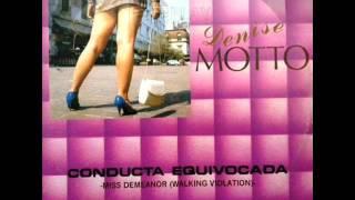 Denise Motto - Miss Demeanor (High Energy)