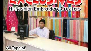 EXCLUSIVES FABRIC SHOP FAISALABAD