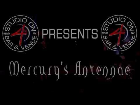 Mercury's Antennae - Studio On 4th