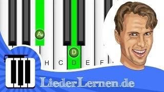 Mo-Do - Eins, Zwei, Polizei - Klavier lernen - Musiknoten - Akkorde