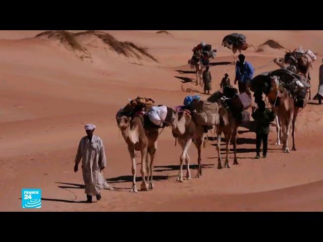 موريتانيا: السياحة لمكافحة الإرهاب ..لقاء مع صحفي عائد من رحلة سياحية بموريتانيا | فرانس24