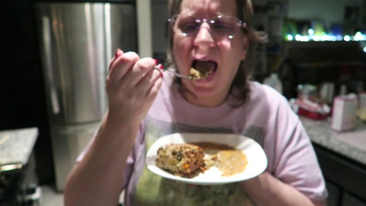 Veestro Lentil Meatloaf Review