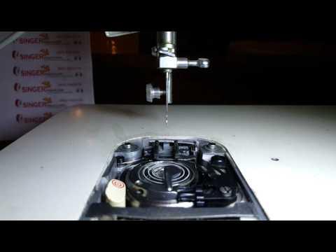 Proper Bobbin Case Adjustments for SINGER Touch & Sew Models. 600 & 750 Series