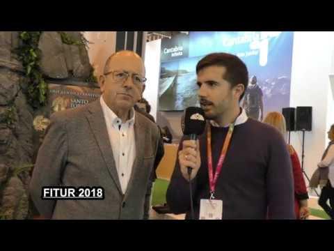 """Cantabria en la Feria Internacional de Turismo """"FITUR 2018"""""""