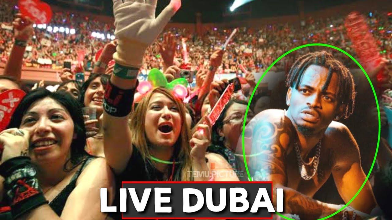 Download UTAPENDA Diamond Platnumz - LIVE SHOW IN DUBAI | MWANZO MWISHO NI BALAA 🙌