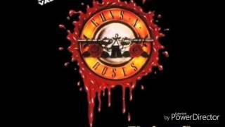 Guns N' Roses - Dead Flowers